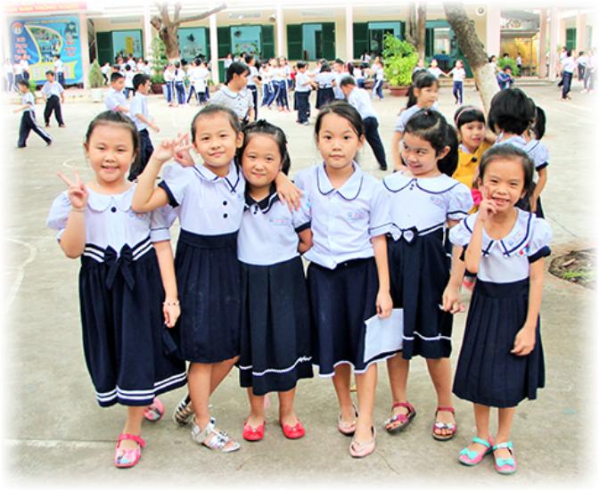 Mua đồng phục học sinh tiểu học ở đâu TPHCM ? Nơi bán đồng phục học sinh Cấp 1