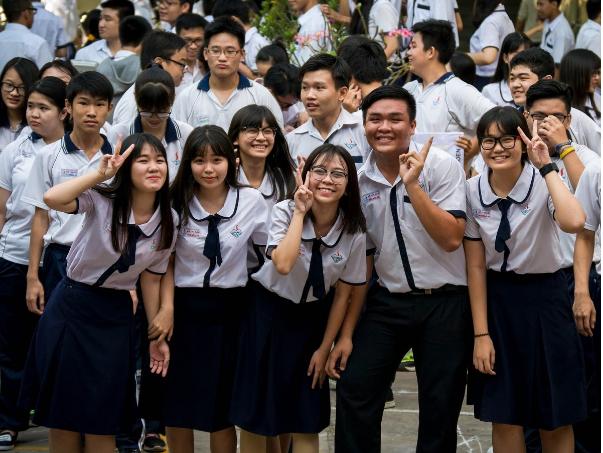xưởng may đồng phục học sinh giá rẻ tại TPHCM