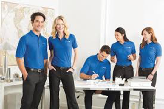 Áo thun công sở: Top 3 mẫu áo đồng phục công sở đẹp 2020