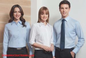 Mẫu áo đồng phục công sở nào đang được yêu thích hiện nay?