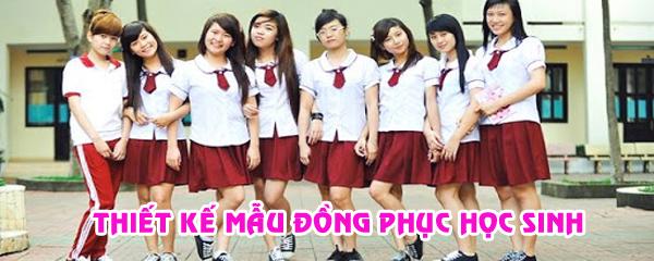 Thiết kế mẫu đồng phục học sinh cấp 2, cấp 1, cấp 3,tiểu học