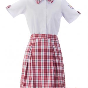 Đồng phục học sinh nữ trường THPT Trần Hưng Đạo Gò Vấp