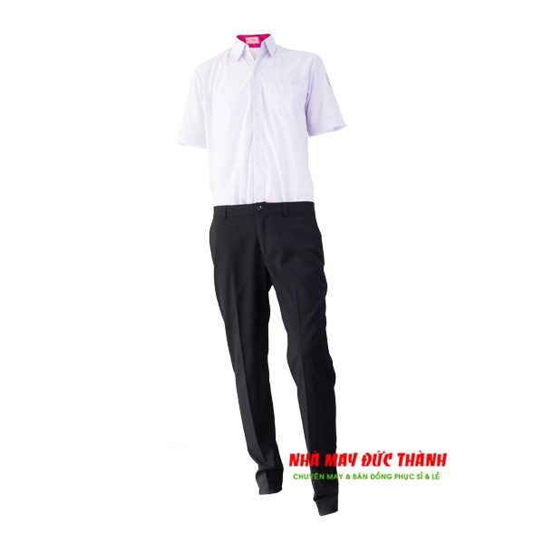 Đồng phục học sinh Nam trường THPT Nguyễn Trung Trực TP.HCM