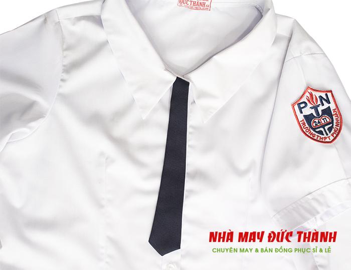 Logo Bộ đồng phục nữ trường THPT Phú Nhuận TP.HCM