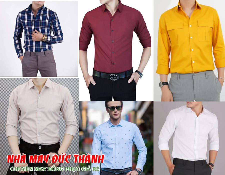 Mua áo sơ mi nam ở đâu đẹp TPHCM, Shop áo sơ mi nam đẹp TPHCM