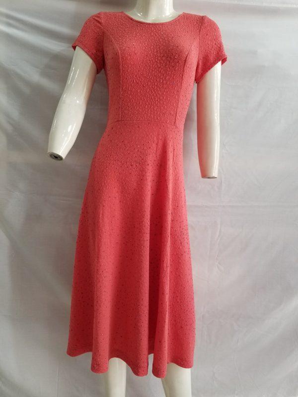 Mẫu Đầm suông trung niên cao cấp VD09